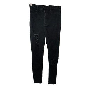 Love Fire High rise   Distressed Skinny Jeans 11